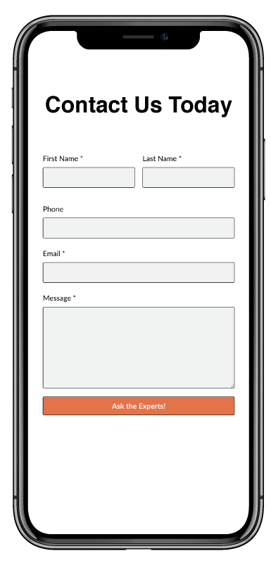 CRM create custom forms